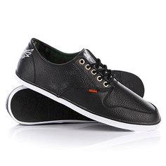 Кеды кроссовки низкие высокие Element Topaz Kershnar Black