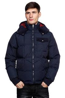 Куртка зимняя Element Akron Navy Blue
