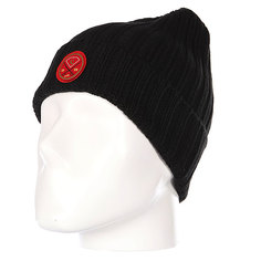 Шапка Diamond Victory Swords Fold Beanie Black