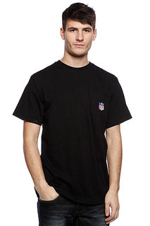 Футболка Huf Hail Mary Pocket Tee Black