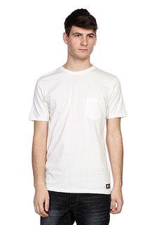 Футболка Element Basic Cr Pocket Ss F Off White