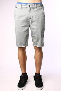 Джинсовые мужские шорты Fallen Jt Sig Chino Short Slate Grey
