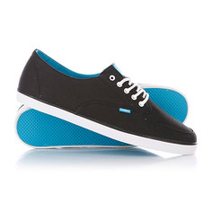 Кеды кроссовки низкие Element Topaz Black/Cyan