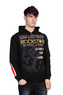 Толстовка Metal Mulisha Deegan Comp Fleece Black
