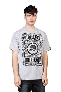Футболка Metal Mulisha Classic Athletic Grey Heather