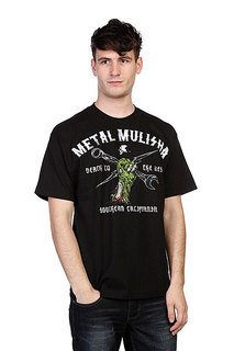 Футболка Metal Mulisha Dead Fist Black