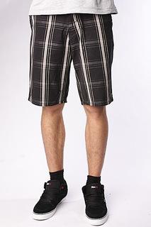 Классические мужские шорты Zoo York Fowler Black