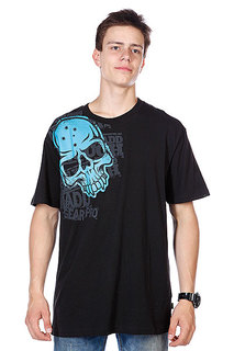 Футболка MGP T-shirt Corpo Skull Black/Blue