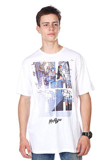 Футболка MGP T-shirt Keyhole Scooter White