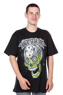 Футболка MGP T-shirt Muerte Skull Black