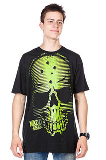 Футболка MGP T-shirt Tremors Green/Black
