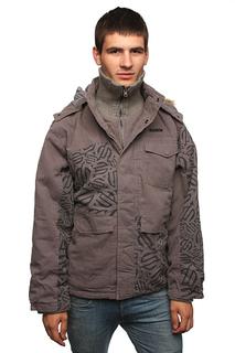 Куртка зимняя Santa Cruz Mobius Steel Grey