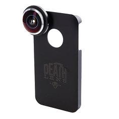 Чехол для Iphone Death Lens Fisheye Lens Dk. Blue Box 4/4s