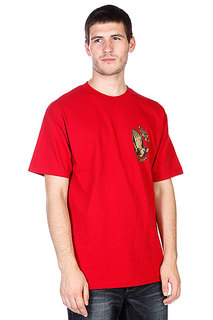 Футболка Santa Cruz Jessee Guadalupe Cardinal Red