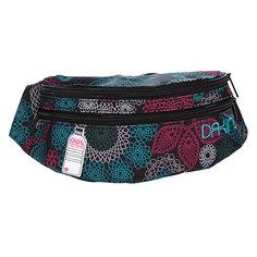 Сумка поясная женская Dakine Womens Classic Hip Pack Crochet