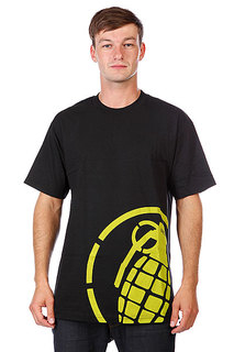 Футболка Grenade Big Crop Black