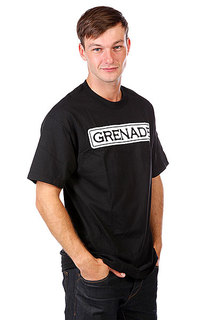 Футболка Grenade Dk We Want You Black