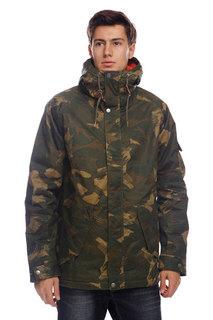 Куртка зимняя Element Holman Camo
