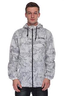 Куртка зимняя Zoo York Sketchy City Navy