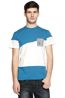 Футболка Picture Organic Oxford Men Tee Blue Petrol