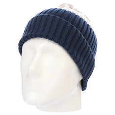 Шапка Element Darius Beanie Dark Denim