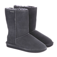 Угги женские Bearpaw Emma Short Charcoal