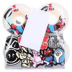 Колеса для скейтборда для скейтборда Pig Animal Friends 101A 55 mm