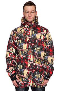 Куртка Grenade Bad Religion Red