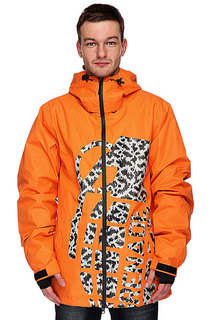 Куртка Grenade Jacket Exploiter Orange