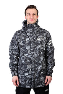 Куртка Grenade Jacket Tragedy Black