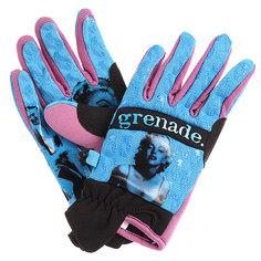 Перчатки сноубордические Grenade Marilyn Glove Blue