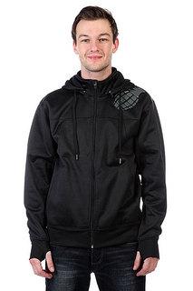 Толстовка сноубордическая Grenade Tech Hoodie Black