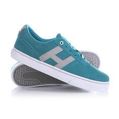 Кеды кроссовки низкие Huf Choice Lace Blue/Gray