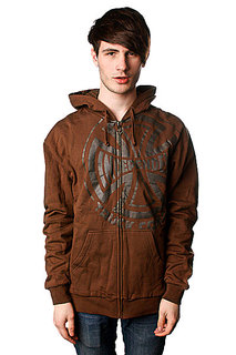 Толстовка Independent Double Down Revenge Dark Brown