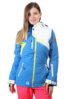 Куртка женская Picture Organic Jkt Leader Blue