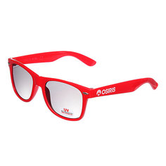 Очки Osiris De La Locs Sunglasses Red/Blue/Chrome