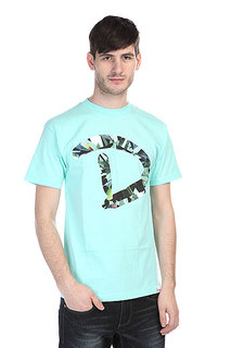 Футболка Diamond D Simple Tee Blue