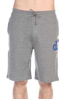 Шорты Diamond Un-polo Sweatshorts Gunmetal