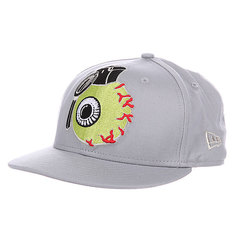 Бейсболка детская Grenade Youth New Era Eyeball Snap Gray