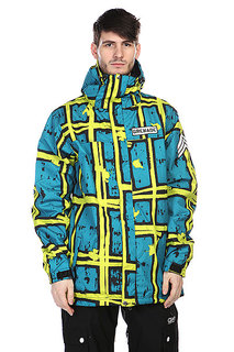 Куртка Grenade Mens Jacket Doomstripes Slime