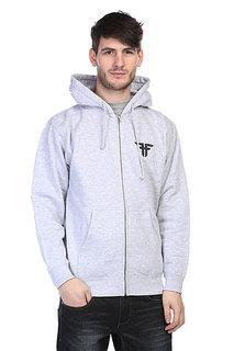 Толстовка Fallen Deathproof Hood Heat Grey