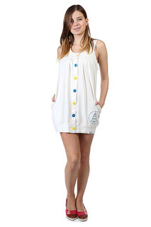 Платье женское Picture Organic Pop 2 White