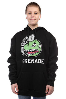 Кенгуру детское Grenade Recruiter Black/Green