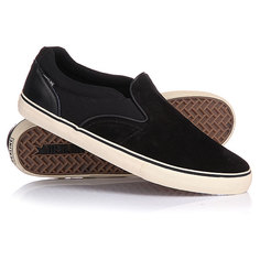 Слипоны Dekline Ct Slip On Black/Antiq