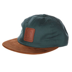 Бейсболка Huf Ascent 6 Panel Jade