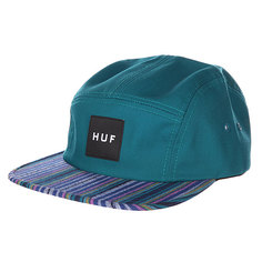Бейсболка Huf Guatemalan Volley Teal