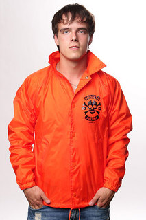 Куртка Fallen MC82 Windbreaker Orange