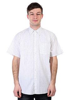 Рубашка Fallen Richmond Button Up White/Navy