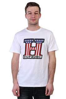Футболка Huf United White