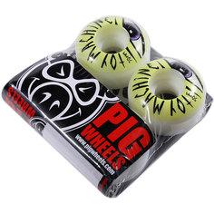 Колеса для скейтборда Pig Sect Eye Lime 50 mm 100 A